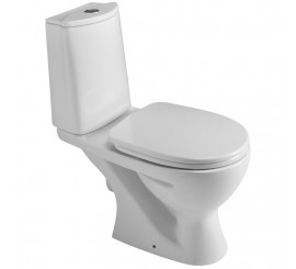 Ideal Standard Oceane Jr. Scandinavian Vas WC monobloc cu functie bideu 35x65 cm, capac soft-close