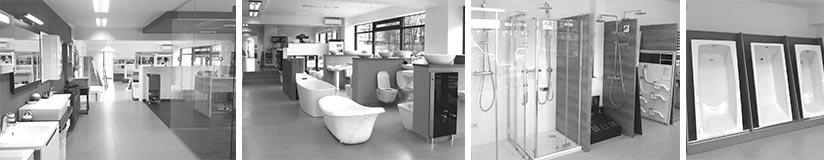 showroom GQS - obiecte sanitare
