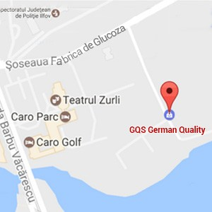 harta adresa GQS